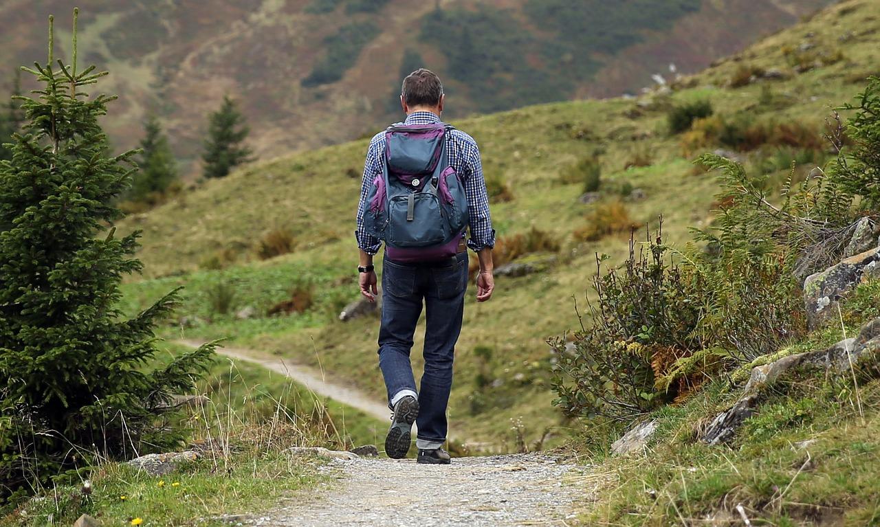 Trauhafte Wanderwege im Bergell