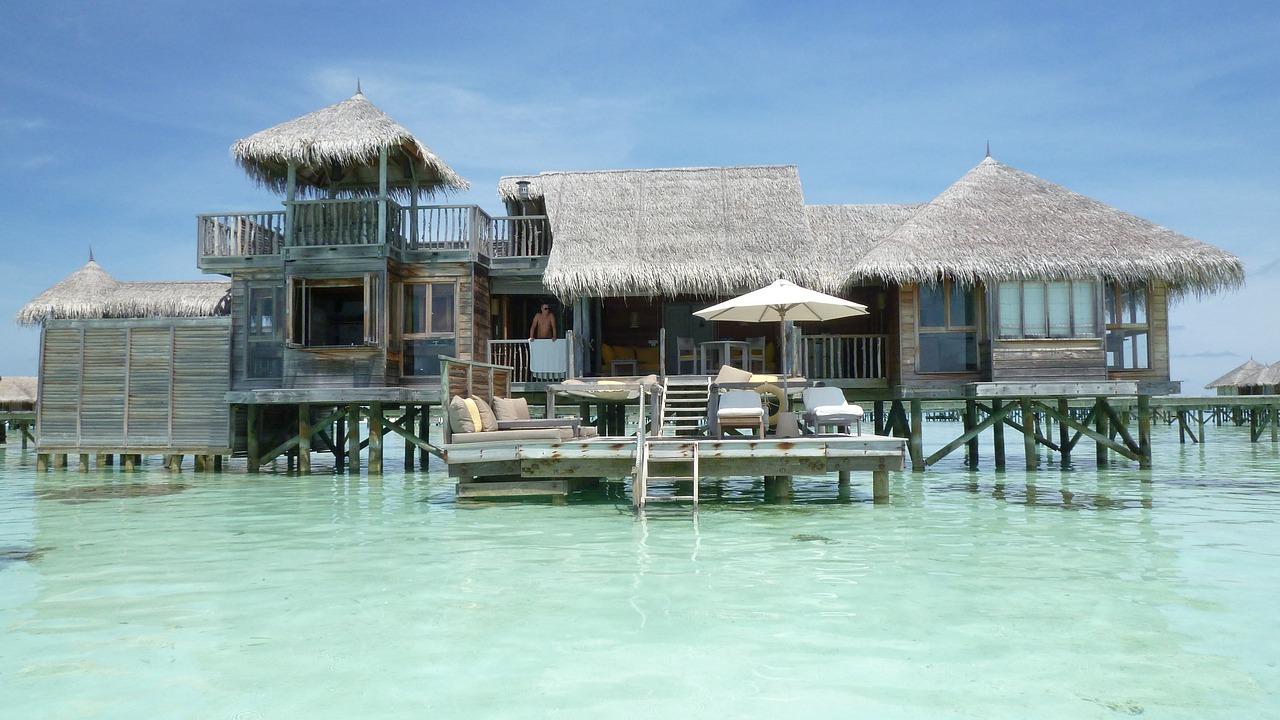 Ein Traum für Flitterwochen: Lankanfushi auf den Malediven