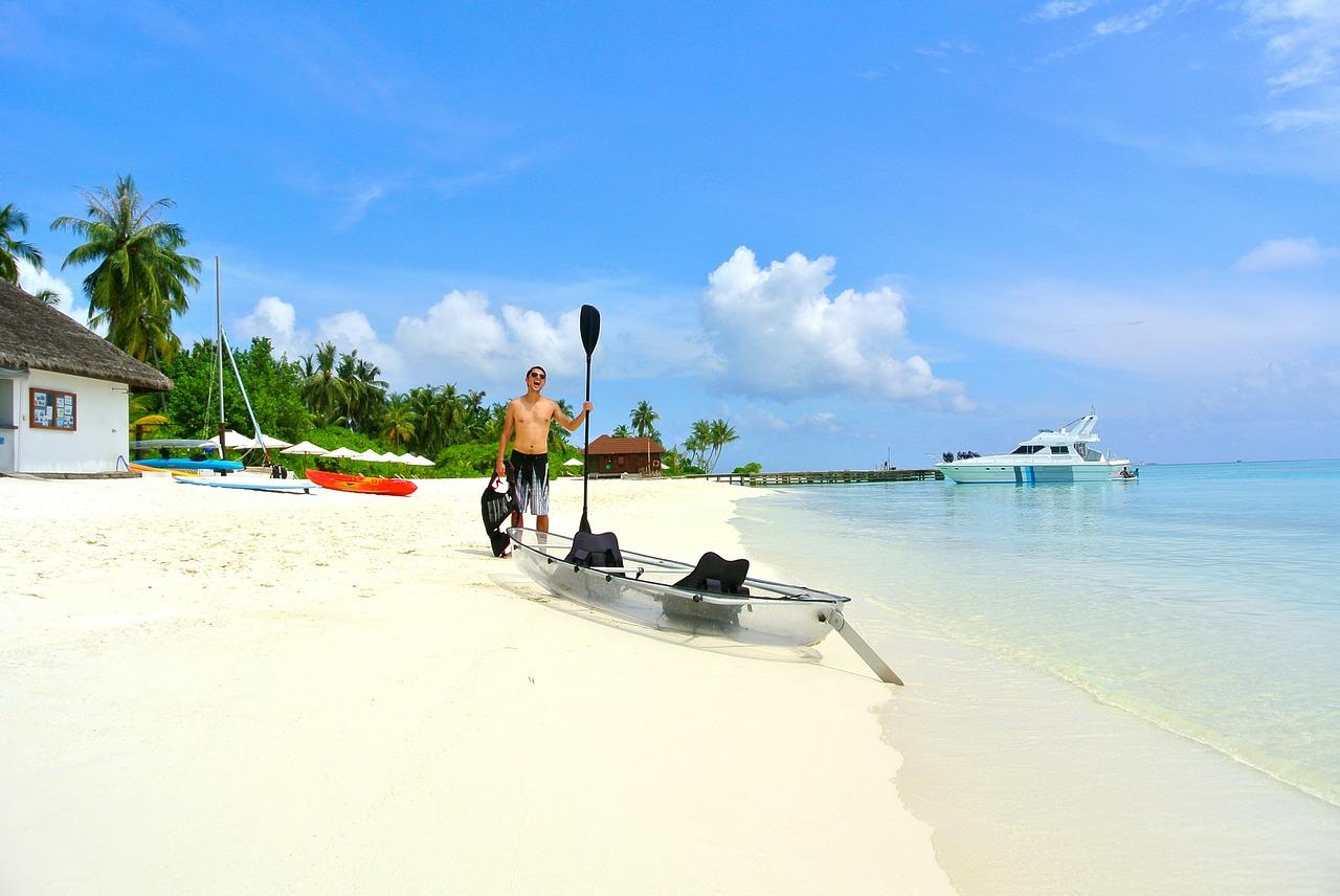 Luxuriöses Inselleben: Constance Halaveli Resort