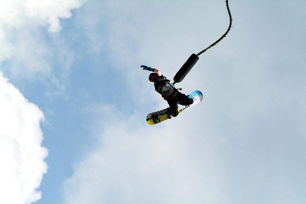 Bungee Jump Board