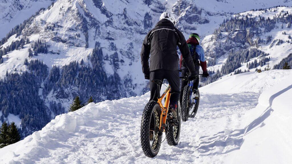 Extremsport fat bike