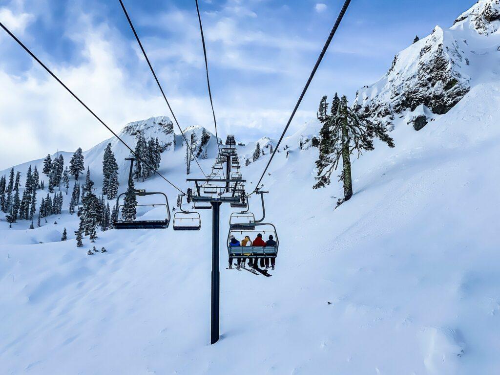 Skifahren Winter 2020/21